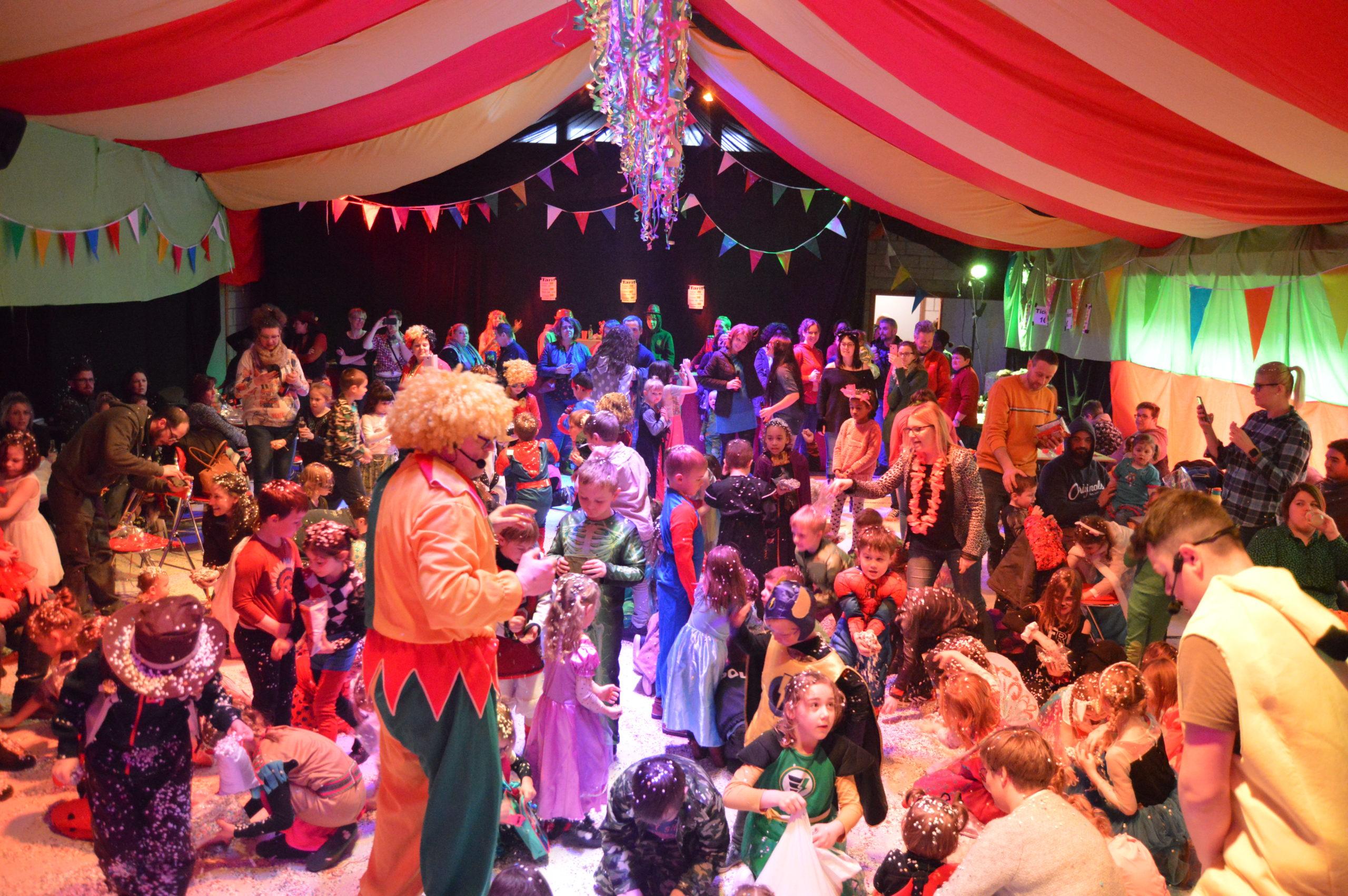 Annulation du Carnaval des enfants 2021
