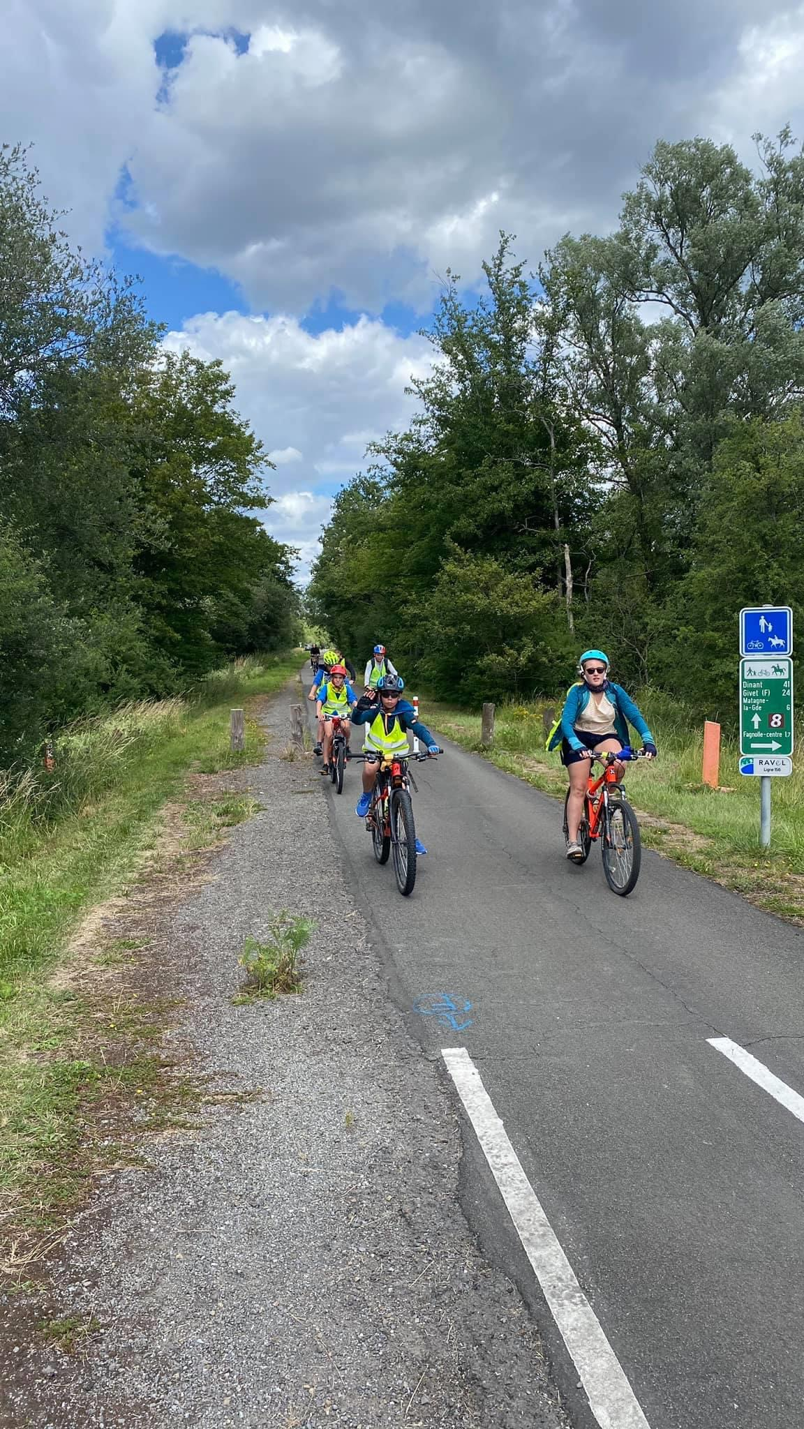 Camp vélo