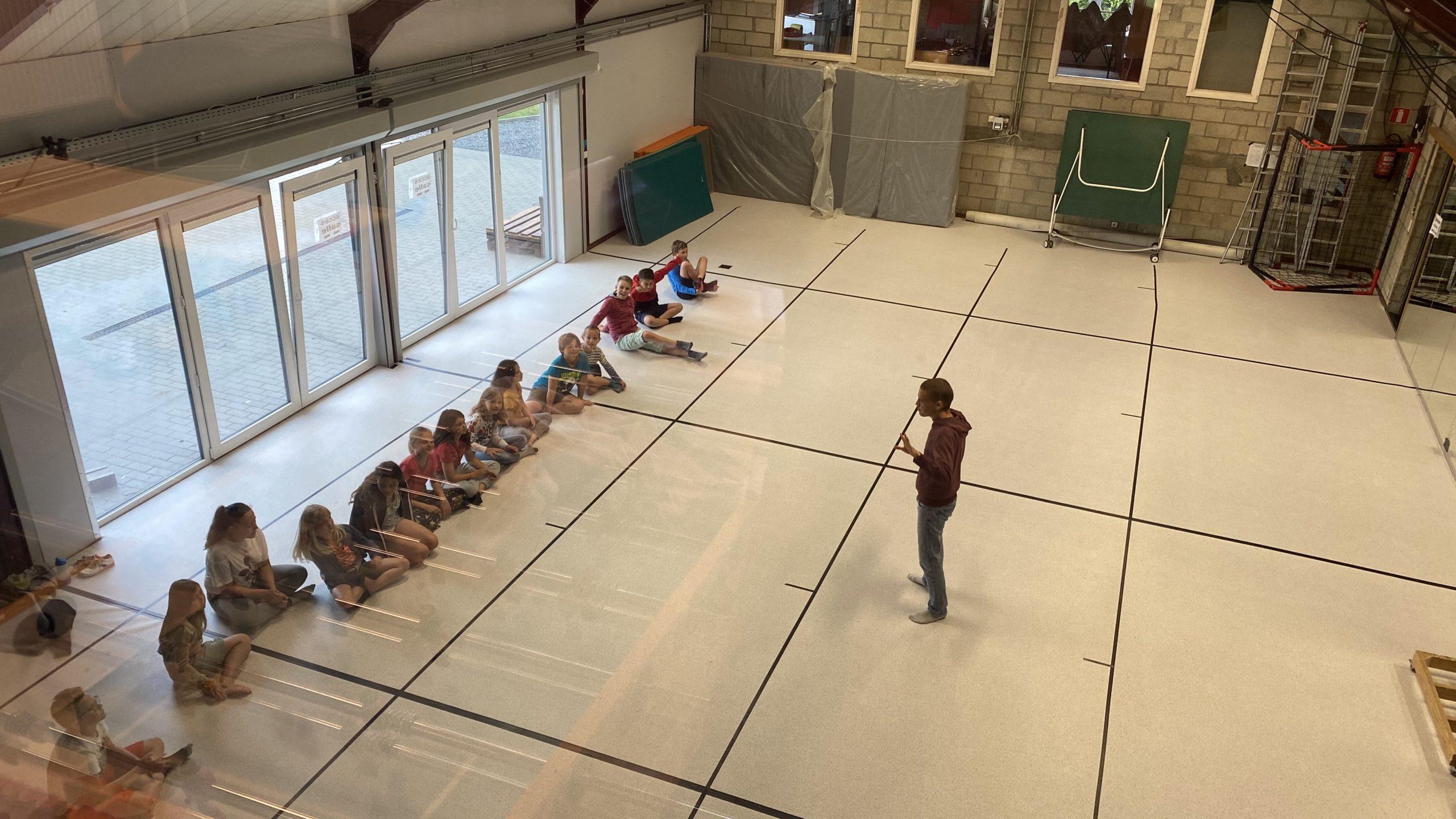 Atelier théâtre 9-12 ans